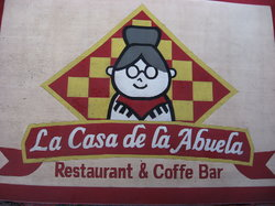 ‪La Casa de la Abuela Restaurant and Coffee Bar‬