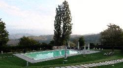 Relais Abbazia San Faustino-piscina