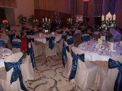 Wedding reception room - Capel