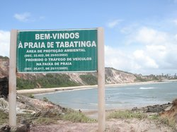 Tabatinga Beach