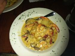 Shrimp and Grits dinner special