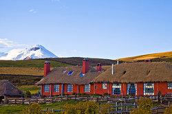 Hacienda El Porvenir / Tierra del Volcan