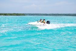 speed boat trip!!