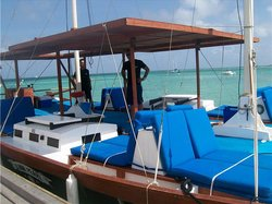 Blue Melody & Black Pearl Sailing