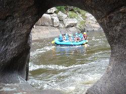 Rafting no Rio das Contas