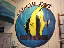 Fathom Five Divers