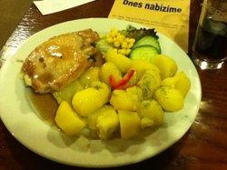 Restaurace Ruzoveho sadu