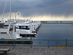 Shinnishinomiya Yacht Harbor