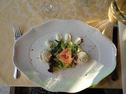 Restavracija Grad Bled