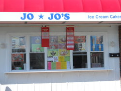 Jojo's Icecream and Water Ice