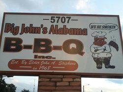 Big John's Alabama BBQ