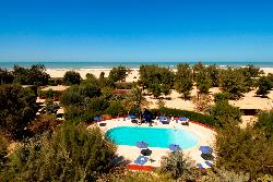 Hôtel Mermoz sur la plage