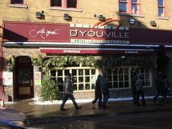Restaurant Pizzeria D'youville