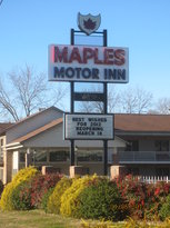 ‪Maples Motor Inn‬