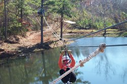 Adrenaline Rush Zip Line Tours