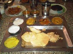 Andhra Pradesh Bhavan Canteen