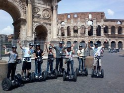 Italy By Segway