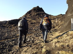 Mountain Climbing (Iceland Hiking)