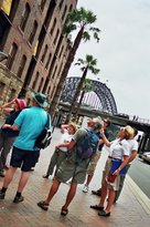 The Rocks Walking Tours