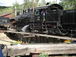 Railtown 1897 State Historic Park