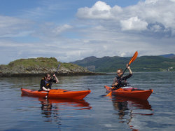 Paddle Lochaber