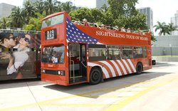 Gray Line Miami Hop on Hop off Bus