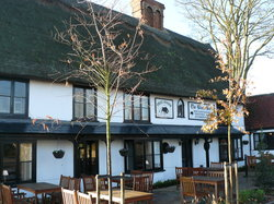 The Black Bull Inn Balsham