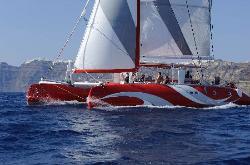 Santorini Sailing