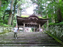 Ogamiyama Back Shrine