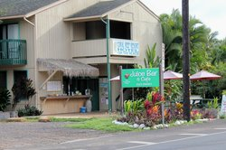 The Cocunut Cup Juice Bar & Cafe