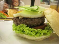 The Handburger @ 313 Somerset