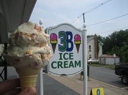 3 B Ice Cream