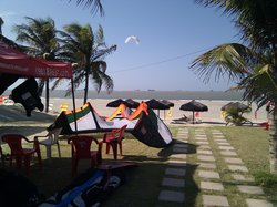 Praia São Marcos