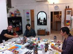 Tel Aviv Art Studio