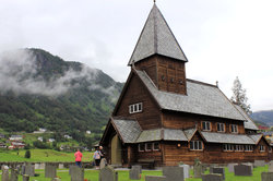 Roldal Stave Church