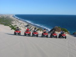 Kalbarri Wagoe Beach Quad Bike Tours