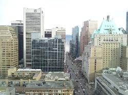 The View From our Room - Room #2124