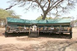 Swala Camp Main Tent