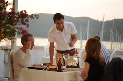 Yacht Roof Restaurant