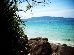Bombas Beach
