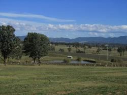 Peaceful Rural view