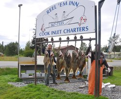 Reel 'Em Inn - Cook Inlet Charters