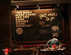 Mel's Burger Bar