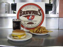 Brownie's Hamburger Stand