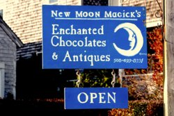 New Moon Magick - Enchanted Chocolates