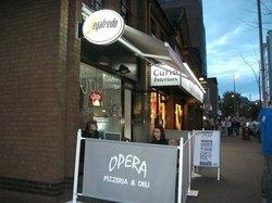 Opera Italian Pizza