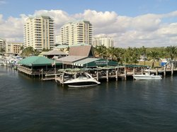 Two Georges Waterfront Grille