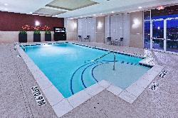 Indoor Salt Water Swimming Pool