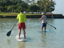 Paddle Core Fitness