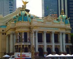 Teatro Municipal,cinelandia